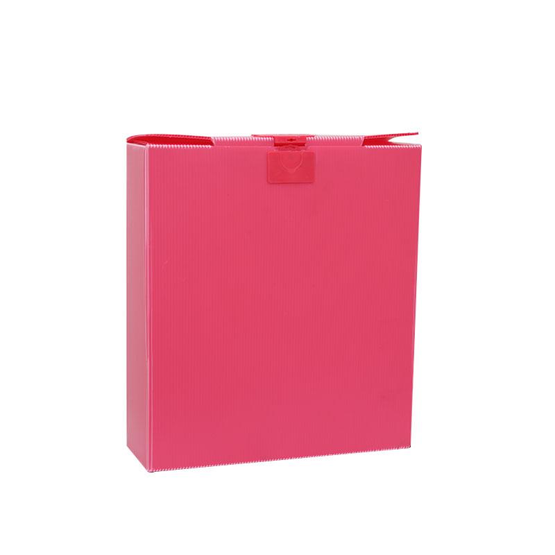Cajas de plástico corrugado contenedores corflute cajas coroplast tamaño personalizado diseño de color para embalaje o circulación